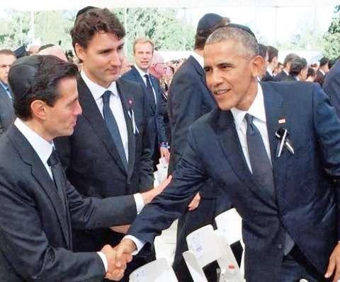 El mundo despide a Shimon Peres