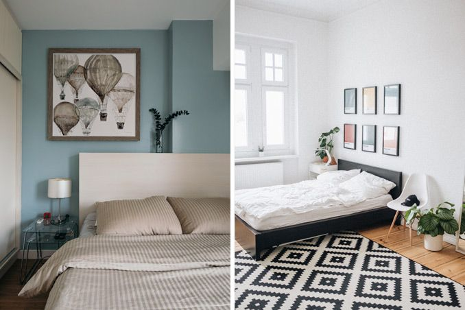Turn Your Bedroom Into A Comforting Space With These Colors