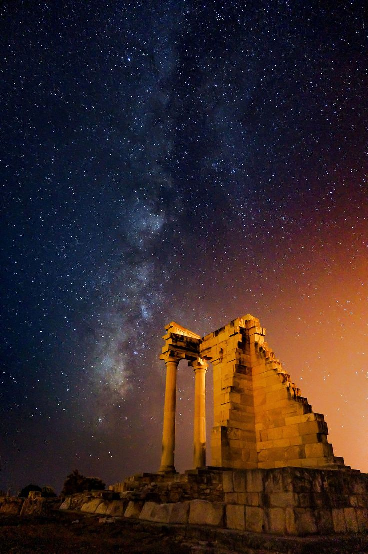 Temple of Apollo, Kourion, Cyprus