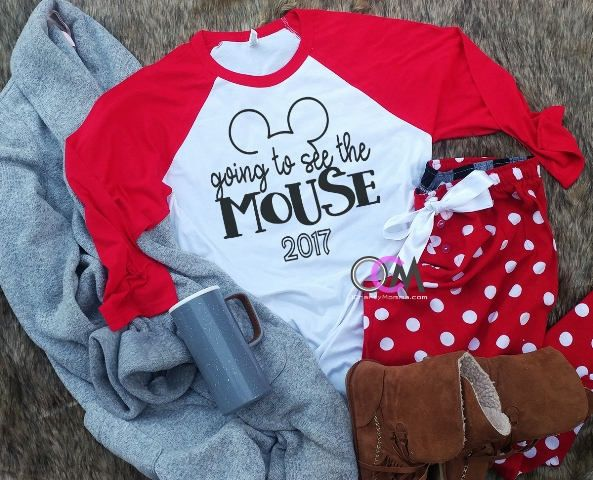 Disney Shirts, Going To See the Mouse, Disney Vibes, Disney Ladies Shirt, Disney Vacation Shirt, , Mouse Squad Shirt, Family Shirts by 1OneCraftyMomma on Etsy