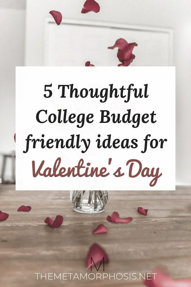 5 Cheap And Easy Valentine S Day Ideas To Try This Year Cheap Valentines Day Gifts Romantic Valentines Day Ideas Valentines Day Gifts For Her