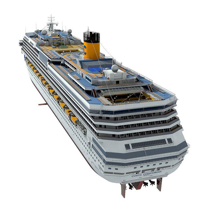 costa concordia deck plans pdf