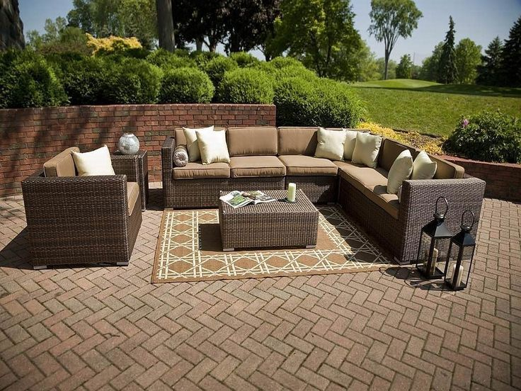 The Presence Of Outdoor Patio Rugs On The Terrace Will Designate An Area  For Rest. At The Same Time Outdoor Patio Rugs Help To Focus On Your Plants  Or Works ...