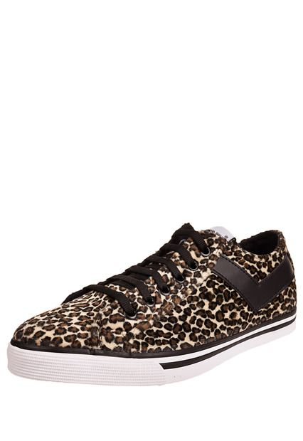 Me encanta! Miralo! Zapatilla Animal Print Pony Shooter Low  de Pony en Dafiti
