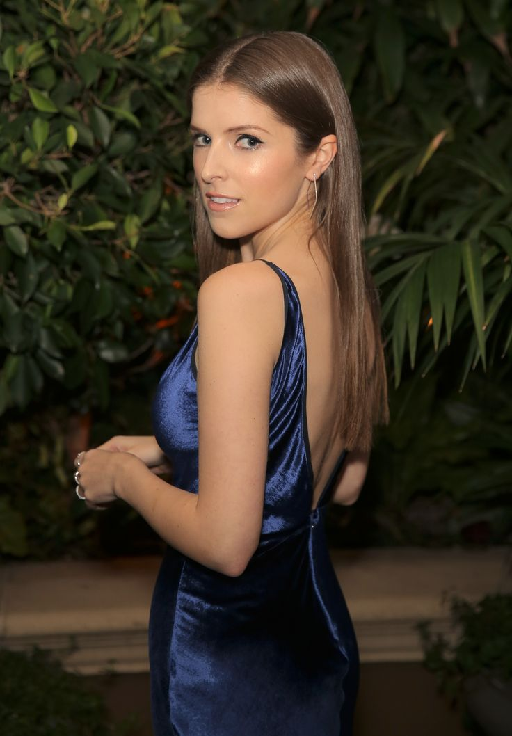 Anna Kendrick - 23rd Annual ELLE Women In Hollywood Awards in LA - 10/24/16