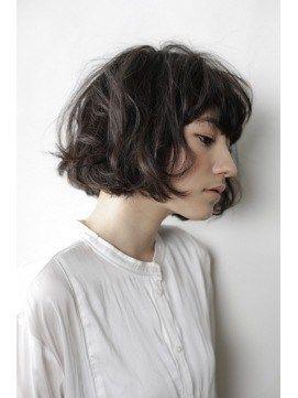 黒髪パーマ01