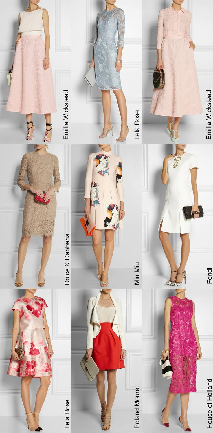 Royal Ascot 2014 outfit ideas Royal Enclosure - the first outfit skirt and shoes - love them want them need them