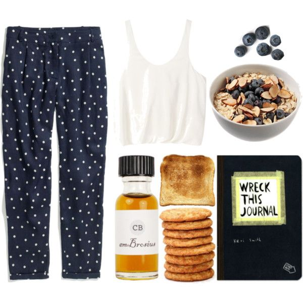 Breakfast in bed by agustinavasta on Polyvore