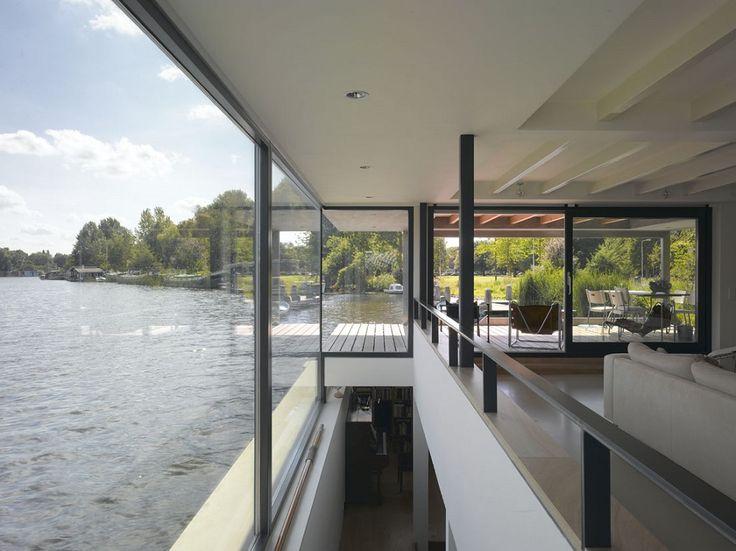 marc prosman architecten (Project) - Woonark Amstel - PhotoID #181470 - architectenweb.nl