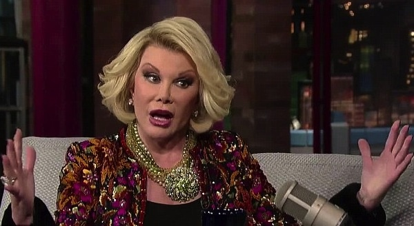 BBC Host Adam Hills Slams Joan Rivers For Adele Fat Jokes