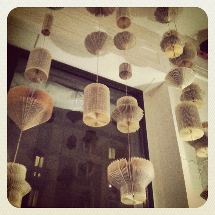 Lightning papers - Pause Cafè - Milano
