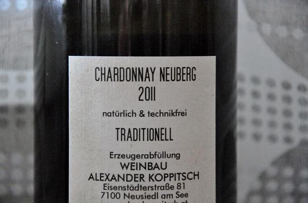 …som svalor som häckar Recension av de Bio-dynamiska vinerna från Alex Koppitsch.