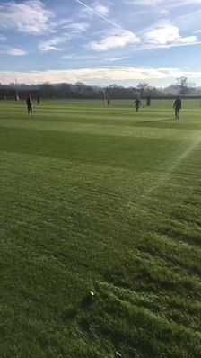 Join us LIVE from London Colney as the boys train ahead of the Burnley match
