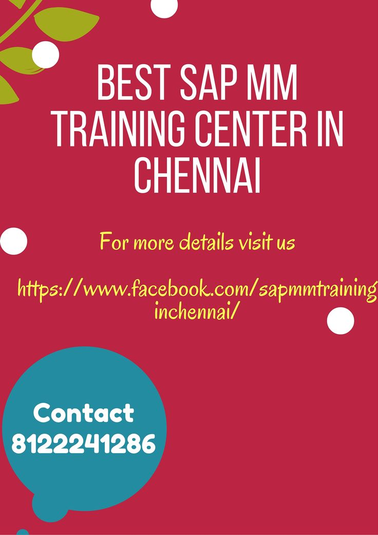 Best #SAP #MM Real Time #Training institute in #Chennai Contact us:8122241286 http://bit.ly/1TamQBK