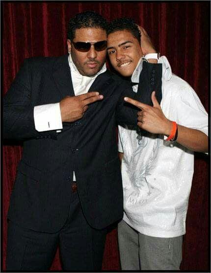Al B Sure & son Quincy