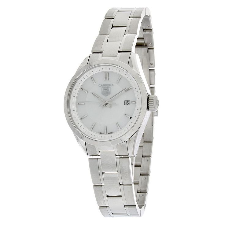 TAG Heuer Women's WV1415.BA0793 Carrera Watch, (watches, tag, luxury watch, carrera, heuer, ladies tag watch)