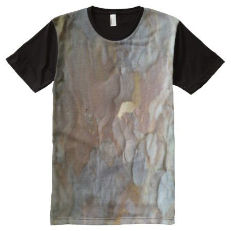 Bark on tree All-Over-Print T-Shirt - tap, personalize, buy right now!