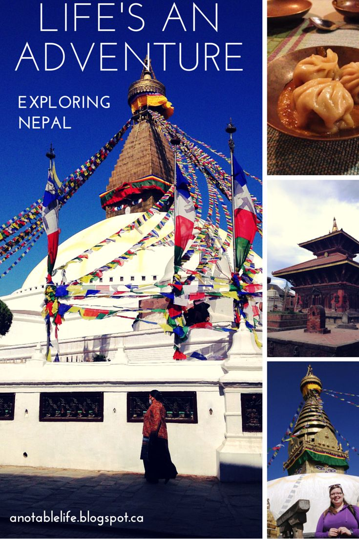 An adventurous trip to Nepal.  Tips on traveling, the culture, accommodations, food, and tourism.