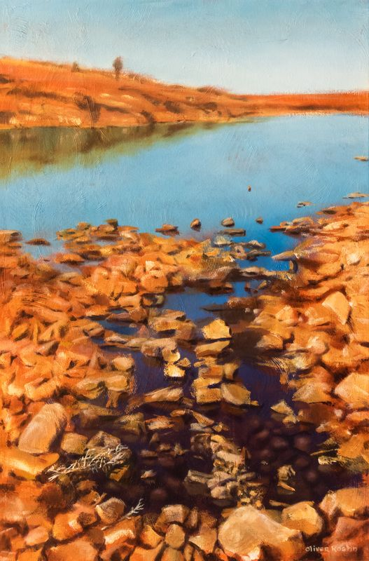 When, in August 2014, I set off on an 18-day trek along the western shores of South Australia's Lake Torrens, a vast salt lake that stretches from just north of Port Augusta into the remote...