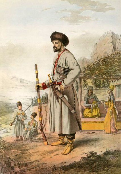 circassian people. my ancestors.