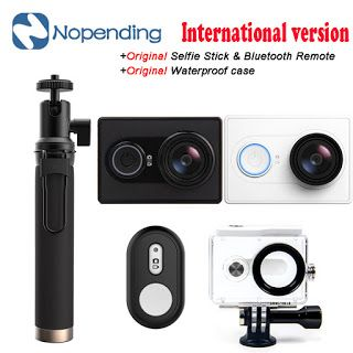 NEW International Version Original Xiaomi Xiaoyi YI Sports Camera WiFi Action Mi Sport Camera 60FPS WIFI Ambarella Camcorders (32614569002)  SEE MORE  #SuperDeals