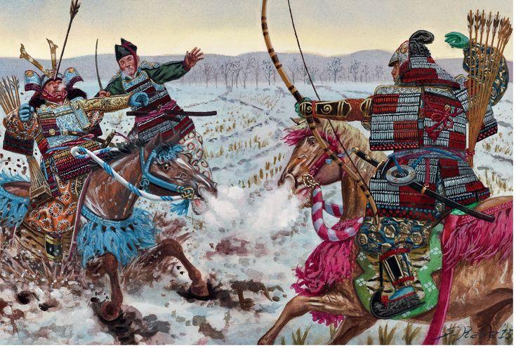 The Gempei War 1180–85 THE GREAT SAMURAI CIVIL WAR  Giuseppe Rava