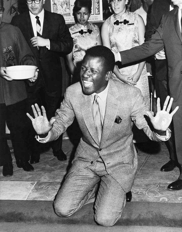 Sidney Poitier 1967