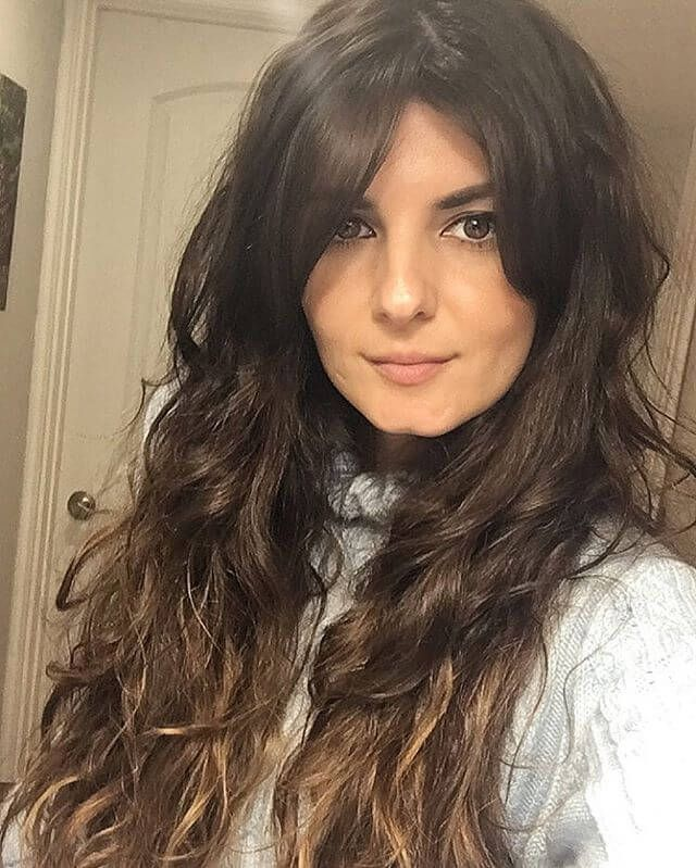 50 Fun Fresh Ways To Style Long Hair With Bangs Long Hair With Bangs Side Bangs With Long Hair Hair Styles