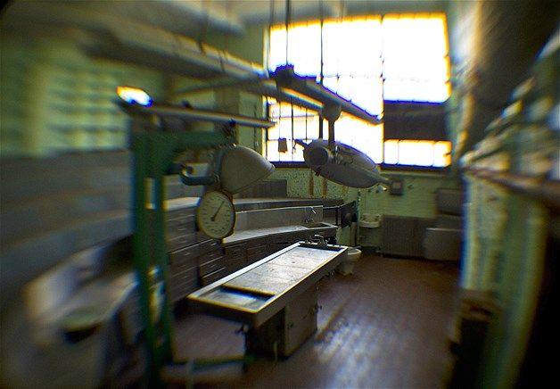 Image: Saint Elizabeth's Psychiatric Hospital