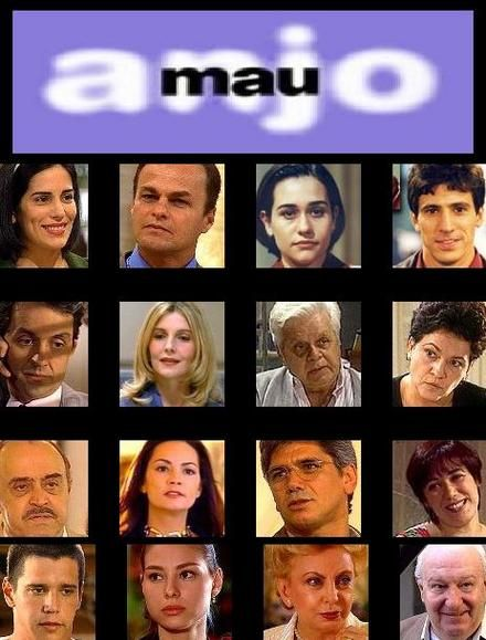 Anjo Mau 2ª versão (1997)