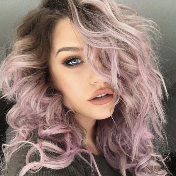 It will be impossible to not spring for hair dye after seeing all these amazingly cool hair color ideas.