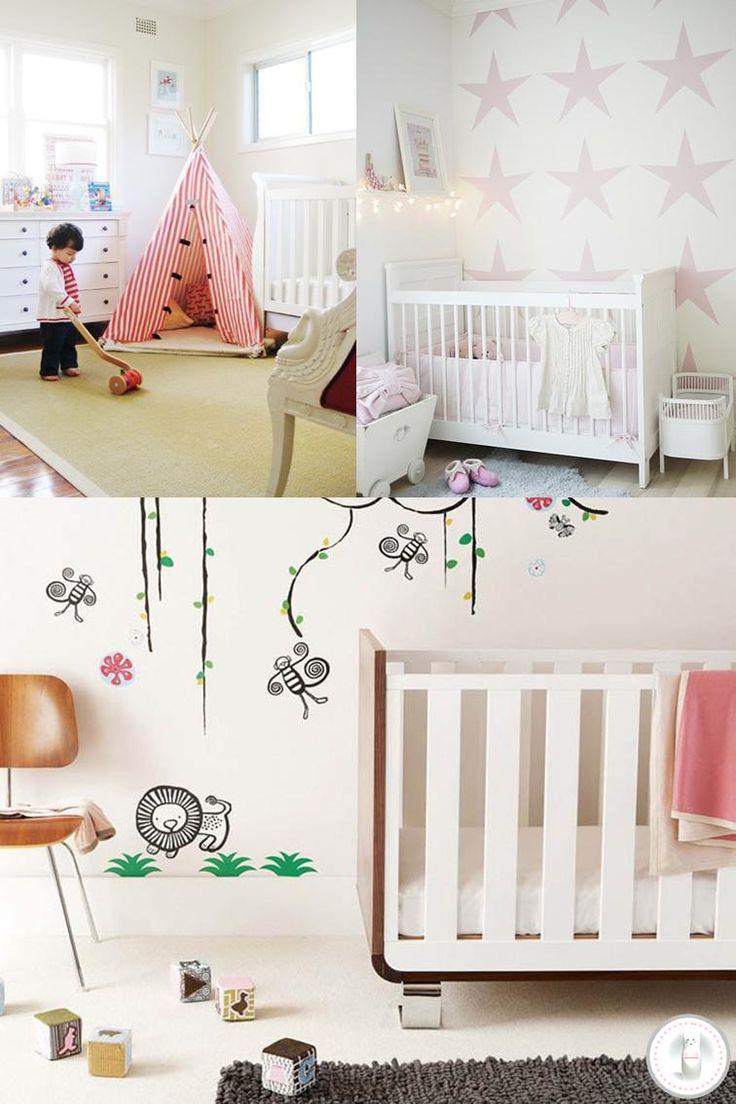 DECORANDO O QUARTO DO BEBÊ - ERROS MAIS COMETIDOS  Babyroom