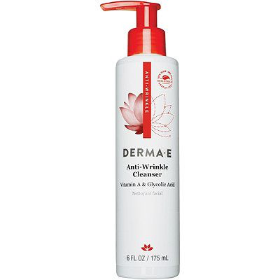 Derma E Anti-Wrinkle Vitamin A Glycolic Cleanser with Papaya $14
