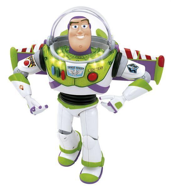 Boneco Toy Story Buzz Lightyear Multikids BR690 As crianças passarão horas brincando com este divertido e irado Boneco Buzzlightyear BR690 da Multikids. Produzido com detalhes e características iguais ao do personagem do filme. Os pequenos pode...