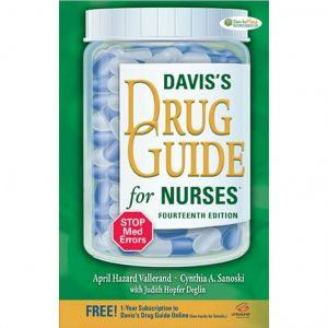 Davis drug guide for nurses 14th edition