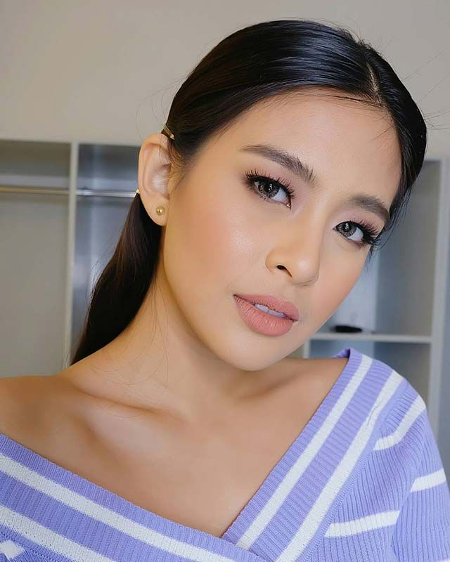 10 Chic and Pretty Beauty Looks to Cop From Gabbi Garcia | Preview.ph