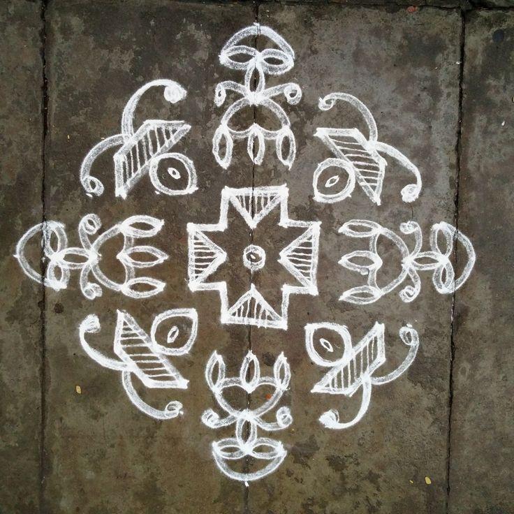 A blog about rangoli designs/ kolam