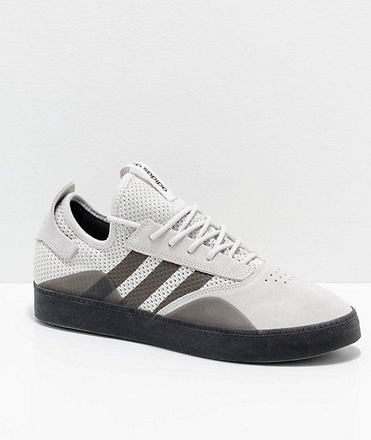 timeless design 3450c 9300e adidas 3ST.001 Grey  Black Shoes