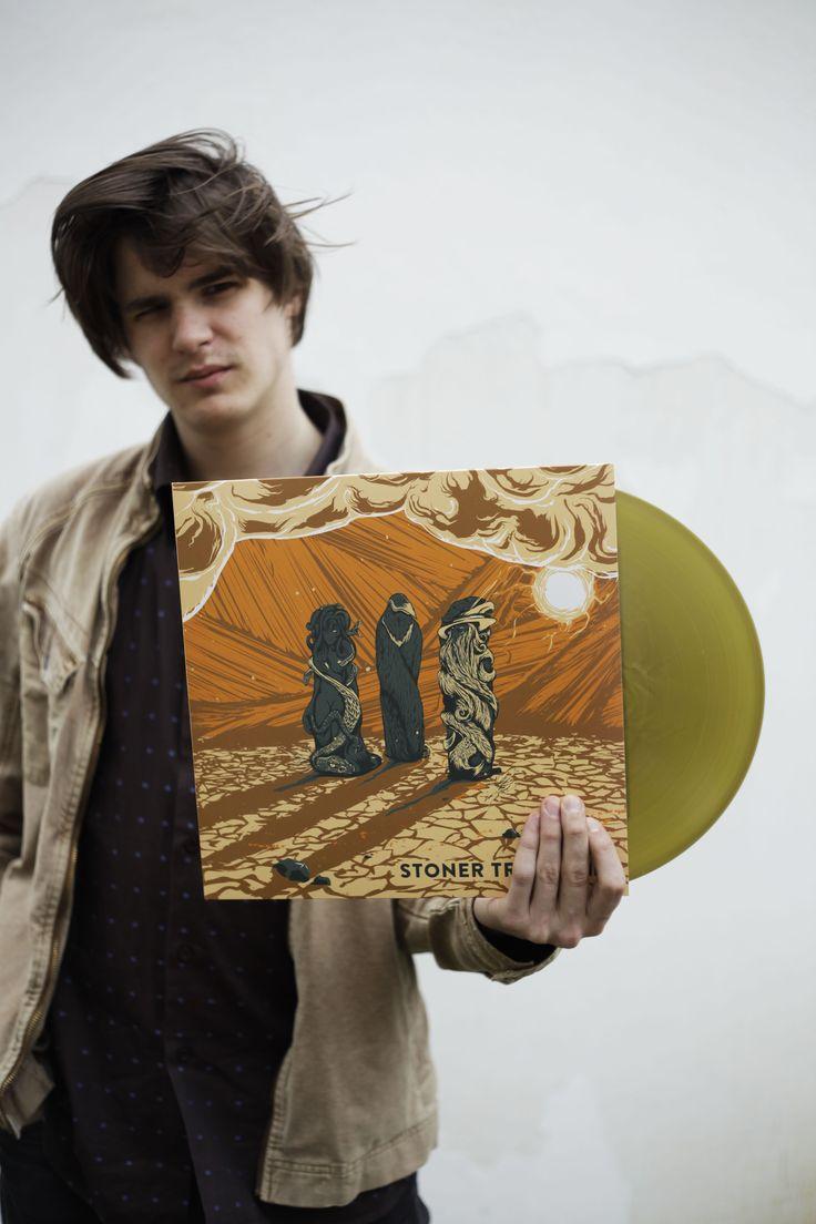 stoner train, vinyl, music