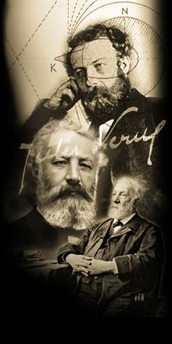 Jules Verne : portrait.