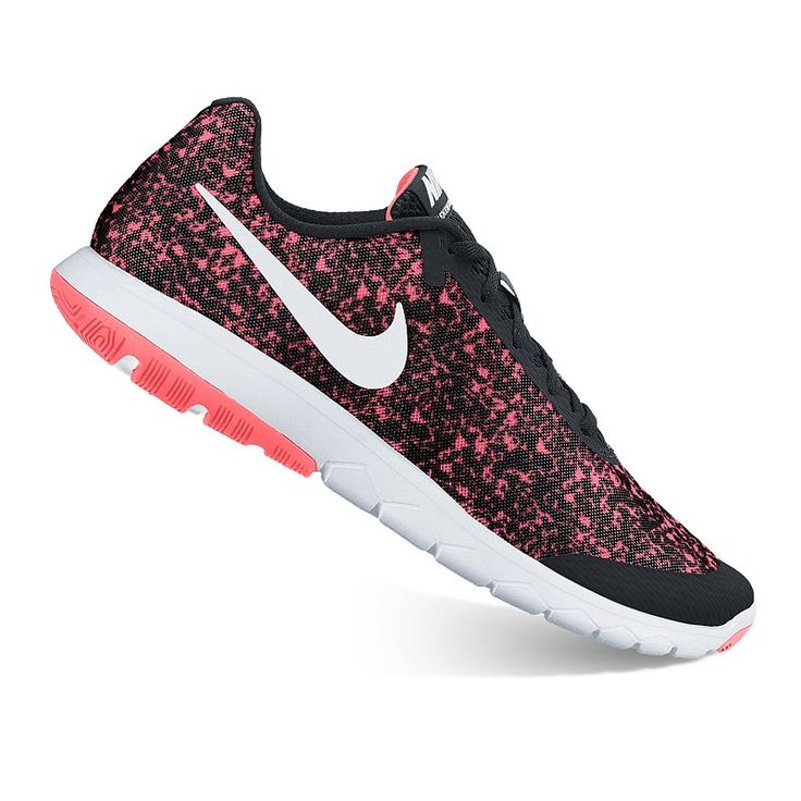 Nike Flex Experience RN 6 Print Women's Running Shoes, Red