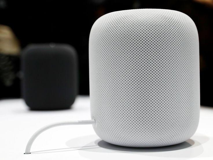 HomePod: lo speaker smart di Apple sfida Sonos e Amazon Echo. Arriverà a fine anno e costerà 349 dollari. HomePod è il tanto atteso speaker intelligente di Apple che sfida Sonos e Amazon Echo puntando tutto su Siri e qualità audio.