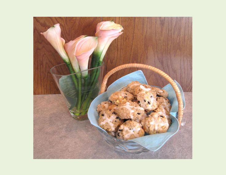 Easter Hot Cross 'Scones' X 3 - Powered by @ultimaterecipe