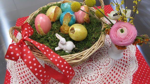 Kuchen im Ei: Das Rezept aus Enie backt