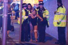 BGEA staff member prays with parents after Manchester bombing | Billy Graham Evangelistic Association - UK