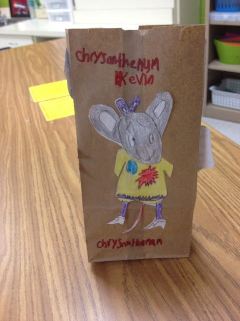 Character traits in a bag project