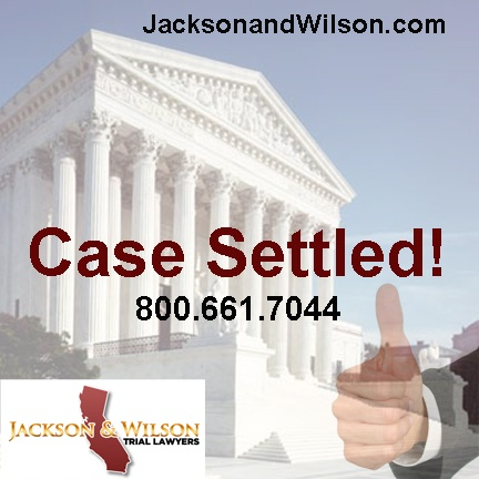 Settlement Against Drunk Driver- I am happy to report that earlier today, my client and I were able to finally settle a 2 year old personal injury case that was set for jury trial next month in the Orange County Superior Court. The settlement took place during a court ordered Mandatory Settlement Conference and will permanently resolve our client's claim for injuries and damages sustained in the automobile collision.  https://plus.google.com/u/0/108942083870019378089/posts/8CqXUr3REyb