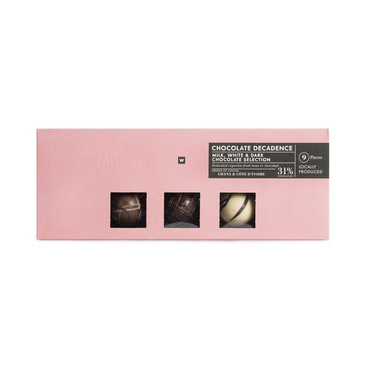 Chocolate Decadence Selection 150g