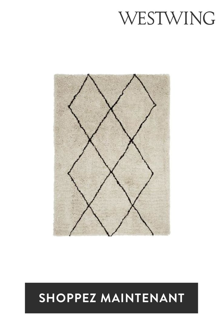 Tapis beige poils longs tufté main Nouria par Westwing Collection ✓ Idées déco ✓ Livraison rapide ✓ Retours gratuits sous 30 jours ▷commande en ligne sur WestwingNow Home Living, Decoration, Rugs, Home Decor, Products, Collection, Underfloor Heating, Knit Rug, Home Accessories