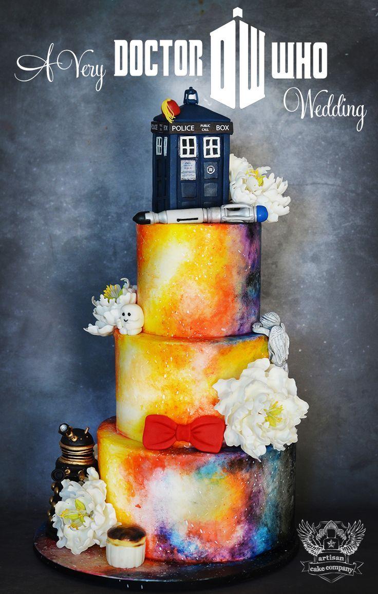 Plein de recettes geek pour gâteau d'anniversaire Star Wars, Game of Thrones, Doctor Who, à lire en français sur Geek Powa !